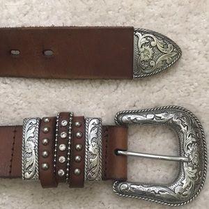 Western belt from Buckle— size small. 26 waist